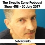 Artwork for The Skeptic Zone #458 - 30.July.2017