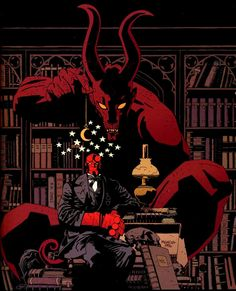 FBPH Presents - Spotlight on HELLBOY!
