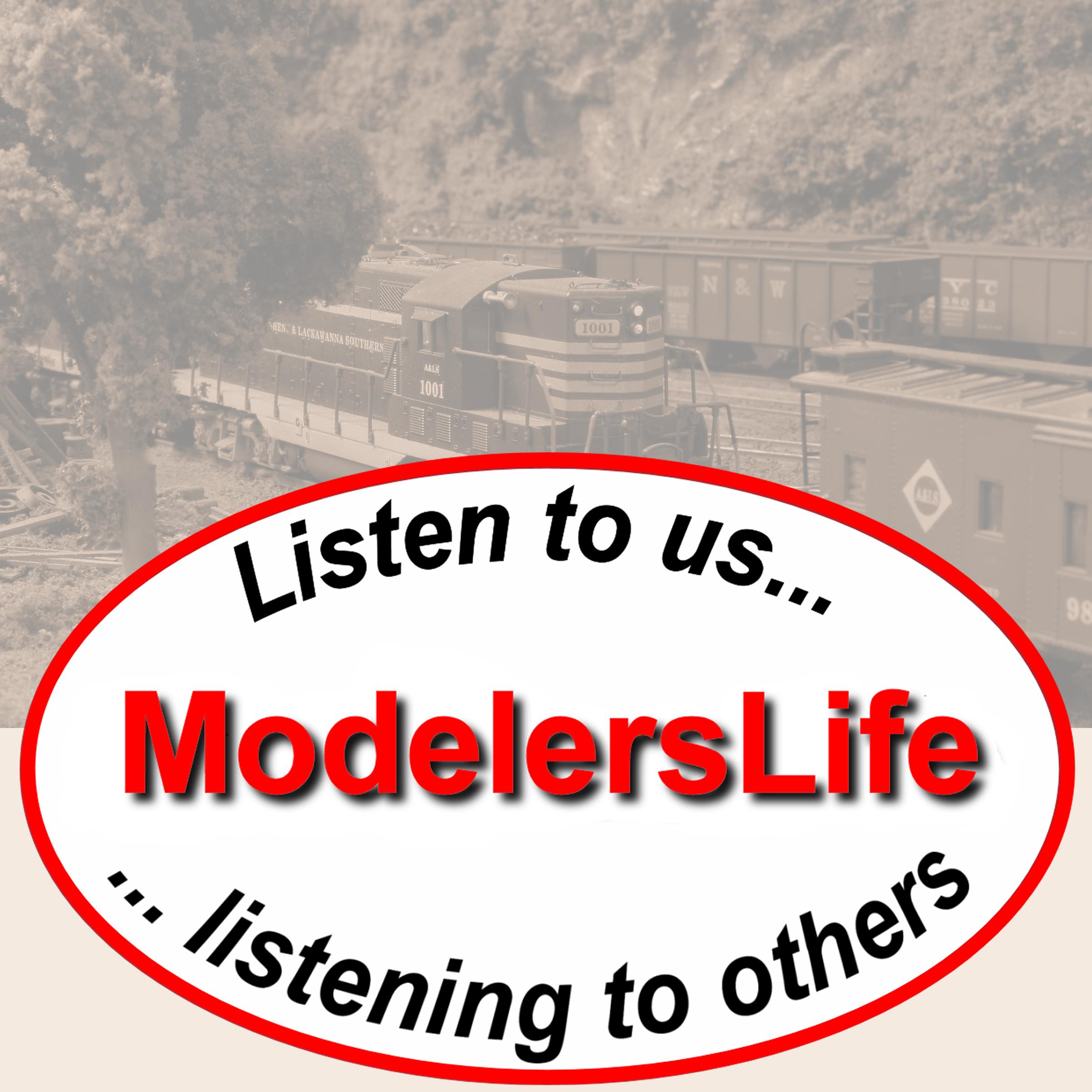 a ModelersLife  show art