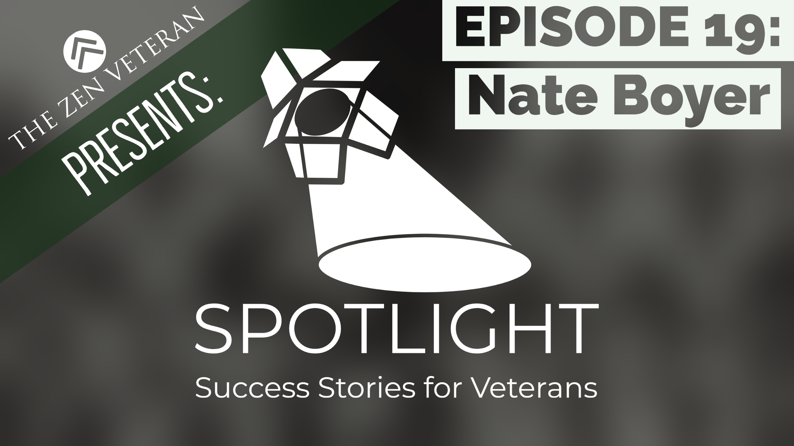 Nate Boyer – Making a Film, Frustration with Politics, and Why You Shouldn't Worry About Starting at the Bottom (Episode #19)