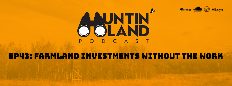 Carter Malloy, the CEO of AcreTrader, guest on the Huntin' Land Podcast