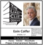 Artwork for The Liars Club Oddcast # 157 | Eoin Colfer, International Bestselling Author
