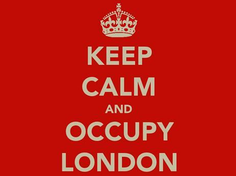 Occupy London: a blessed media attention