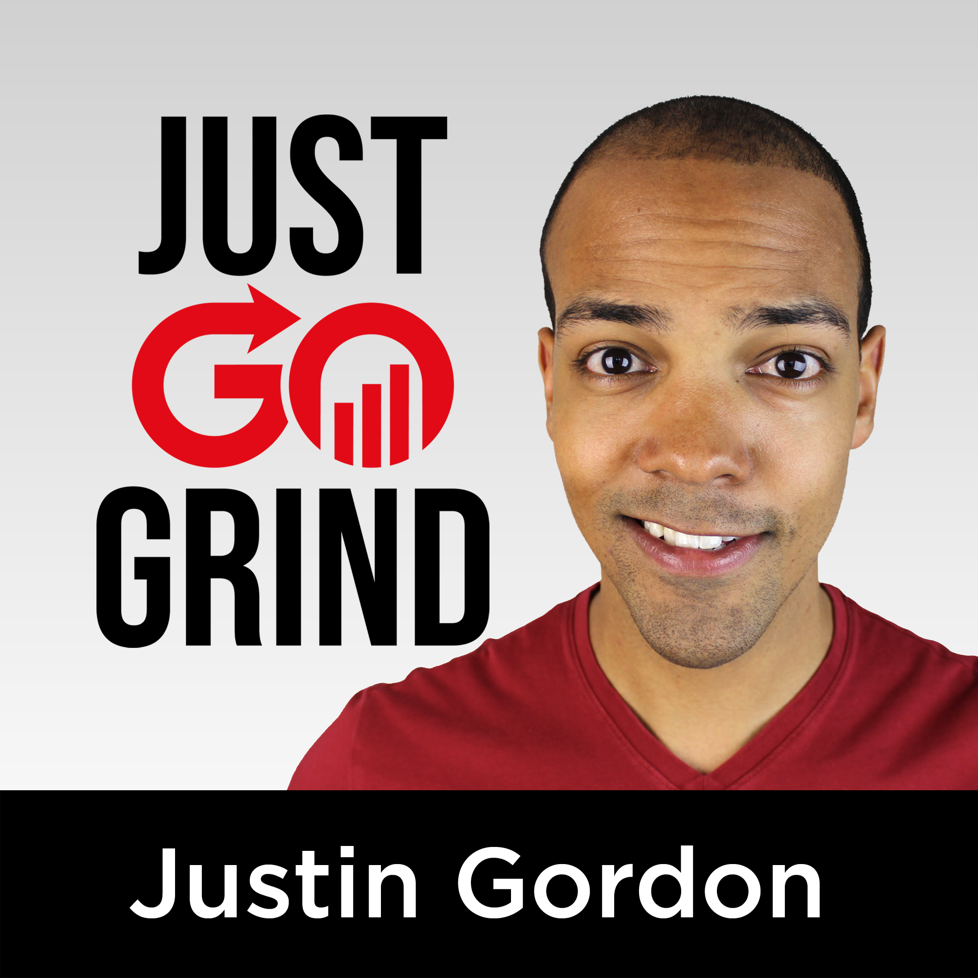 Just Go Grind with Justin Gordon show art