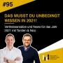 Artwork for #95 Das musst du unbedingt in 2021 wissen