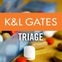 Artwork for K&L Gates Triage: Internal & External Health Care Investigations