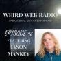 Artwork for Episode 42 - Jason Mankey Talking Witchcraft & Paganism