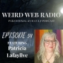 Artwork for Episode 54 - Patricia Lafayllve Talking Inclusive Heathenism, Freyja, Seidhr and Spirits