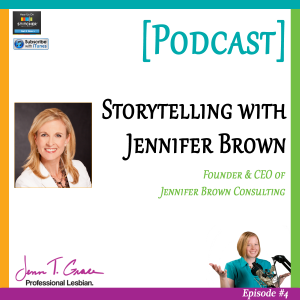 Personal Branding for the LGBTQ Professional - #004: Expert Interview with Jennifer Brown Consulting [Podcast]