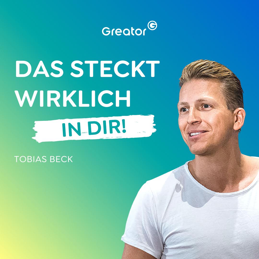 #836 Reise nach Innen: Suche die Antworten in DIR! // Tobias Beck