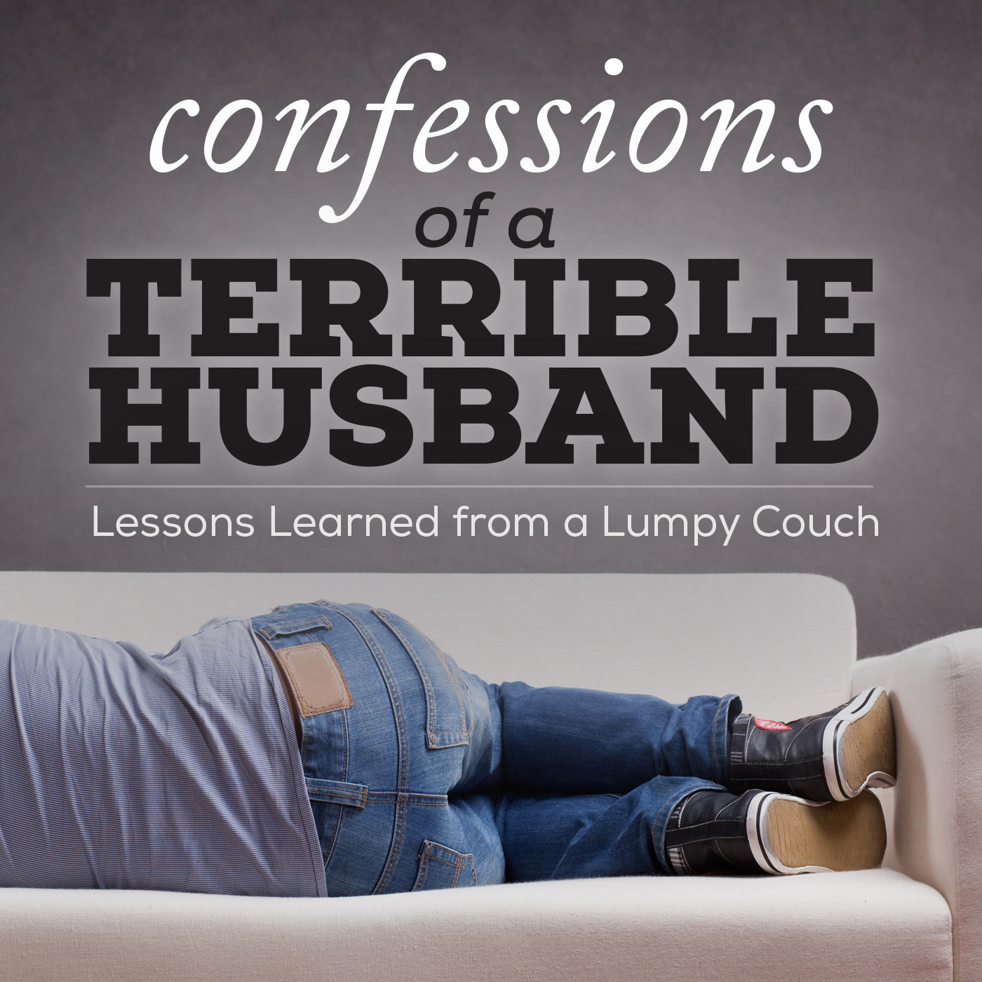 Confessions of a Terrible Husband with Nick Pavlidis show art