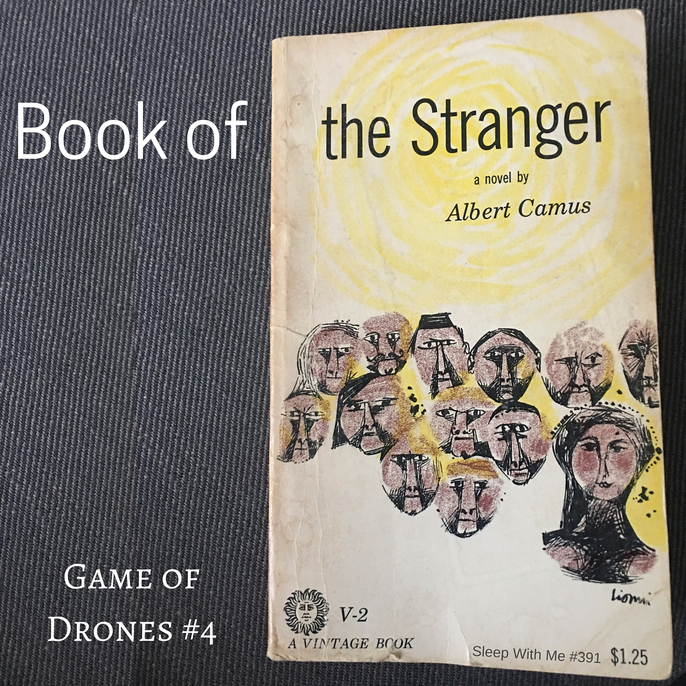 Book of the Stranger | Game of Drones S6E4 | Sleep With Me #391