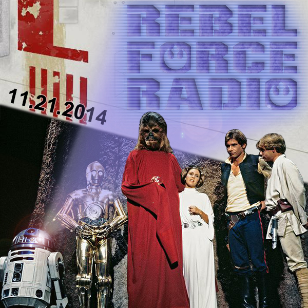 RebelForce Radio: November 21, 2014