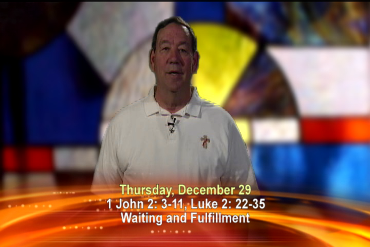 Artwork for Thursday December 29, 2016 Today's topic: Waiting and fulfillment