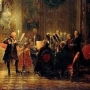 """Artwork for 26 - Some Other Bachs, pt. 3 """"Carl Philipp Emanuel and All the King's Men"""""""