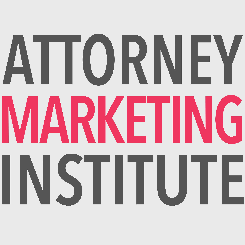 Attorney Marketing Institute with Nick Pavlidis show art