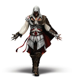 Video Game Legends #18 Assassin Creed