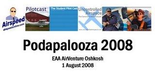 Airspeed - Podapalooza 2008