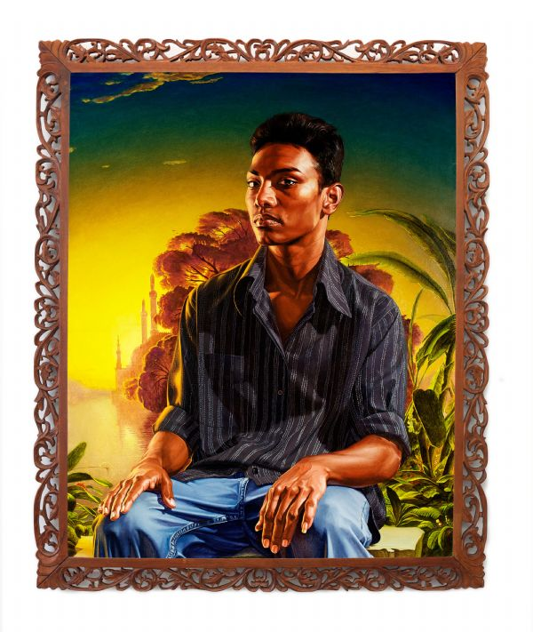 Bad at Sports Episode 263: Kehinde Wiley
