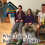 Artwork for When Teens Talk Back