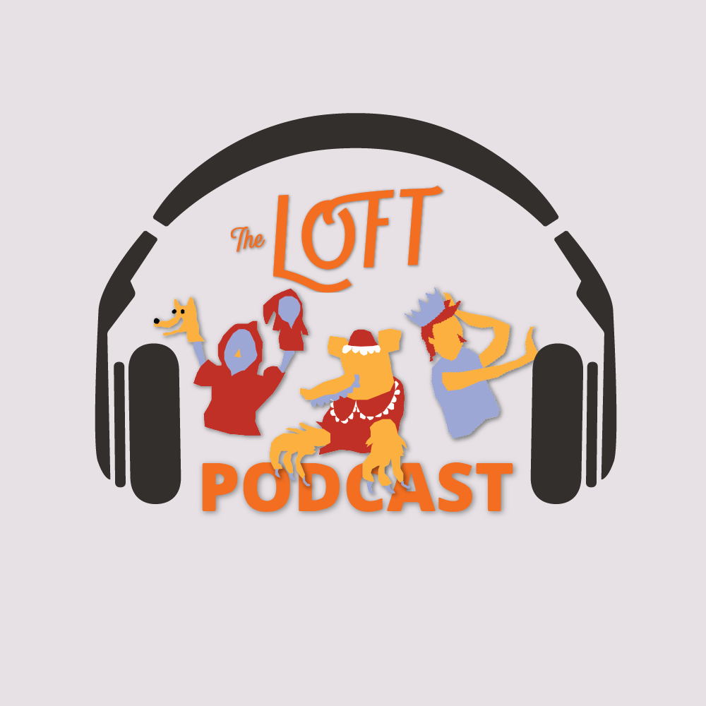 The Loft Podcast logo