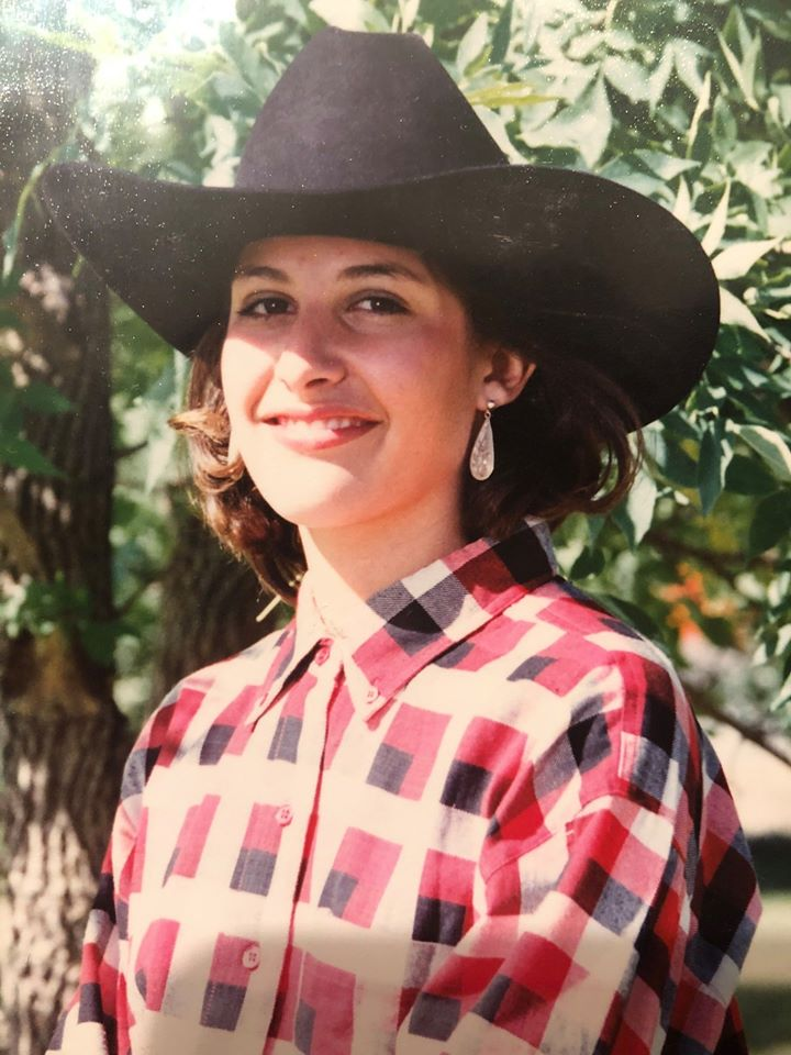 Brittney's rodeo days