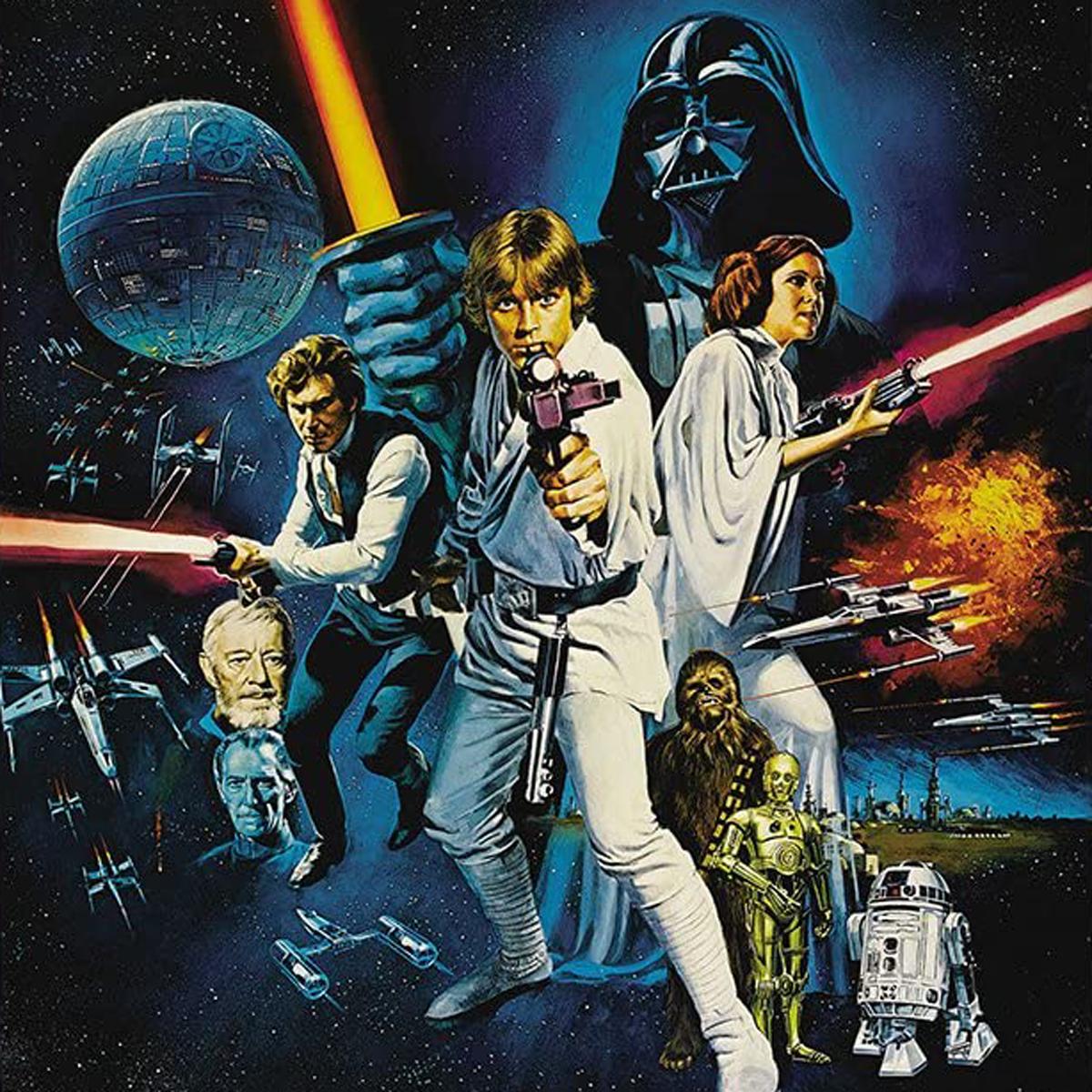 ISTYA Star wars