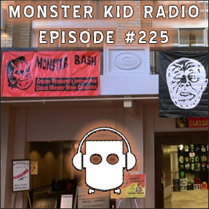 Monster Kid Radio #225 - Talking Monster Bash with Ron Adams
