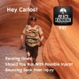 Artwork for RER117 : Hey Carlos! | Running Goals | Should You Run With Possible Injury? | Bouncing Back From Injury
