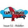 Artwork for Issue 51 - Riddler