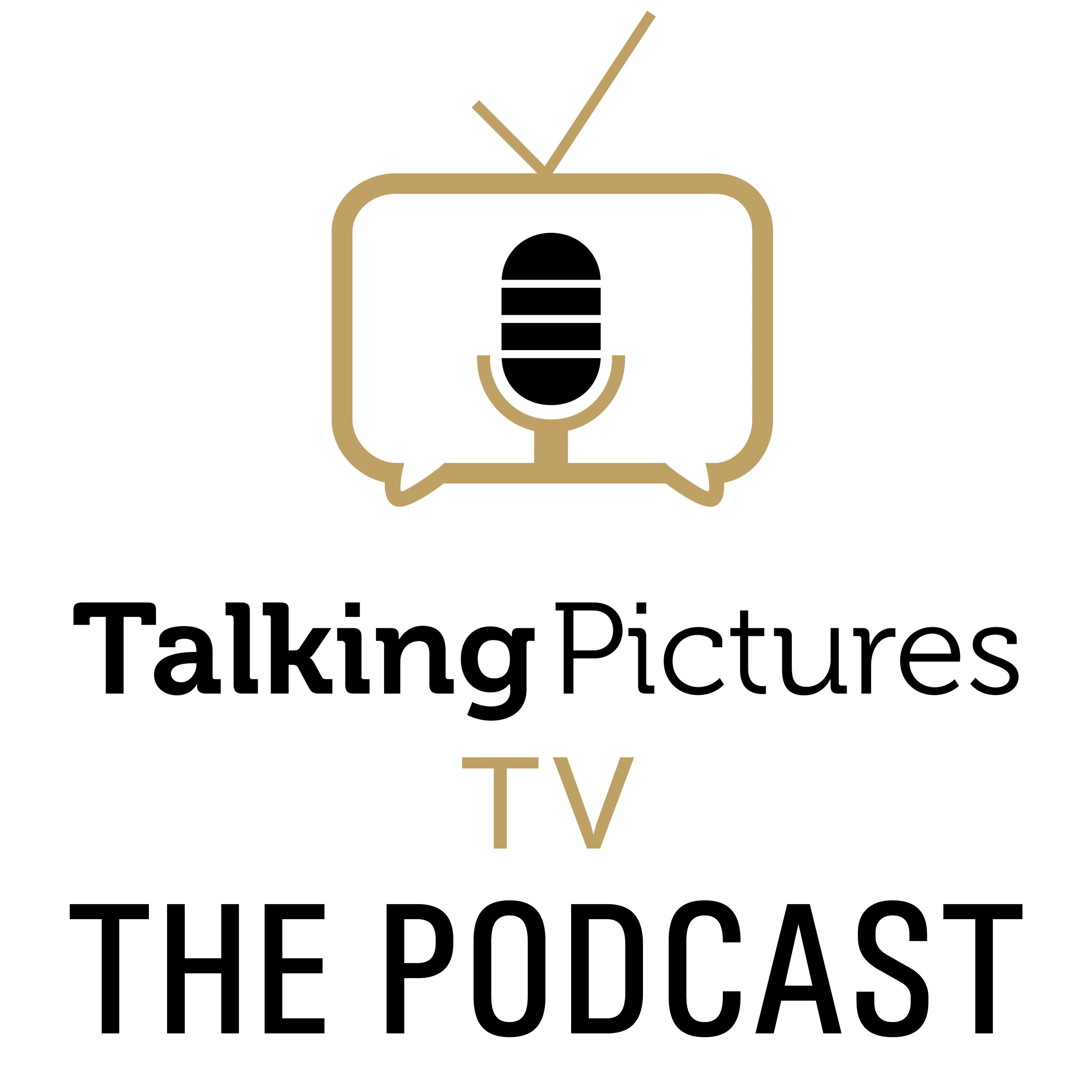 Talking Pictures TV Podcast show art
