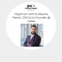 Artwork for Digital art with Guillaume Parent, CEO & Co-Founder @ Gallea