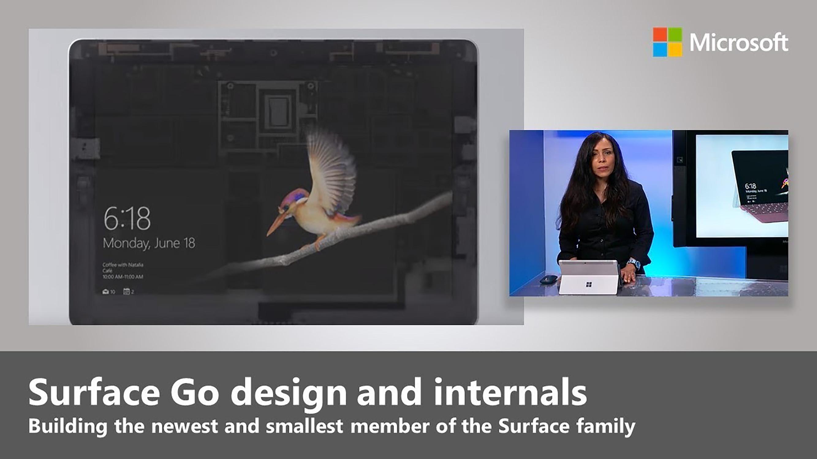 Artwork for Microsoft Surface Go