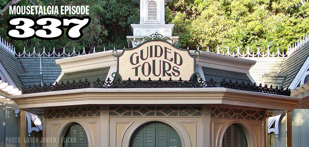 Mousetalgia Episode 337: Tales from a Disneyland tour guide; Kay Kamen
