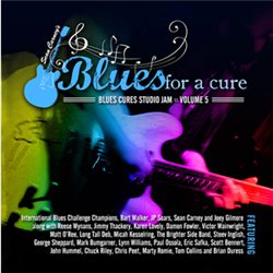 The BluzNdaBlood Show #163, Blues For A Cure Preview Show!