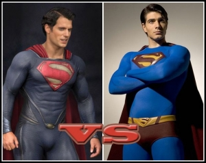 Superman Returns / Man of Steel