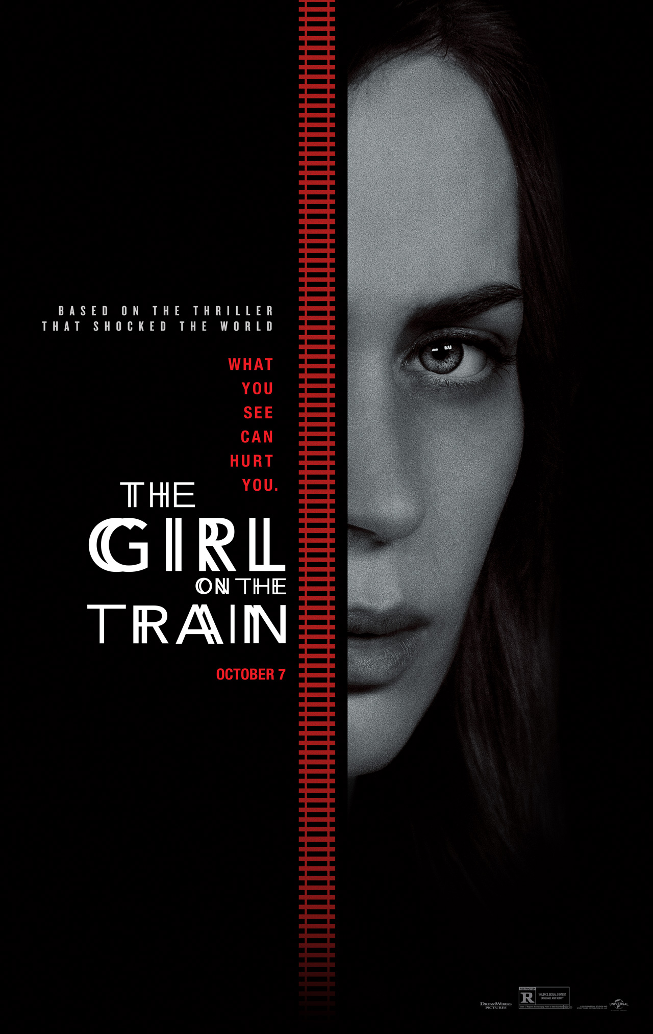 Episode 340: The Girl on the Train