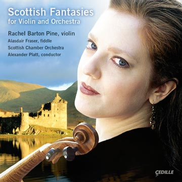 Episode 1: Rachel Barton Pine discusses Bruch's Scottish Fantasy