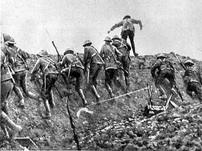 Ep. 138 - Battle of the Somme