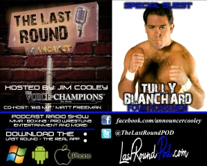 TLR #23 Tully Blanchard - Four Horsemen