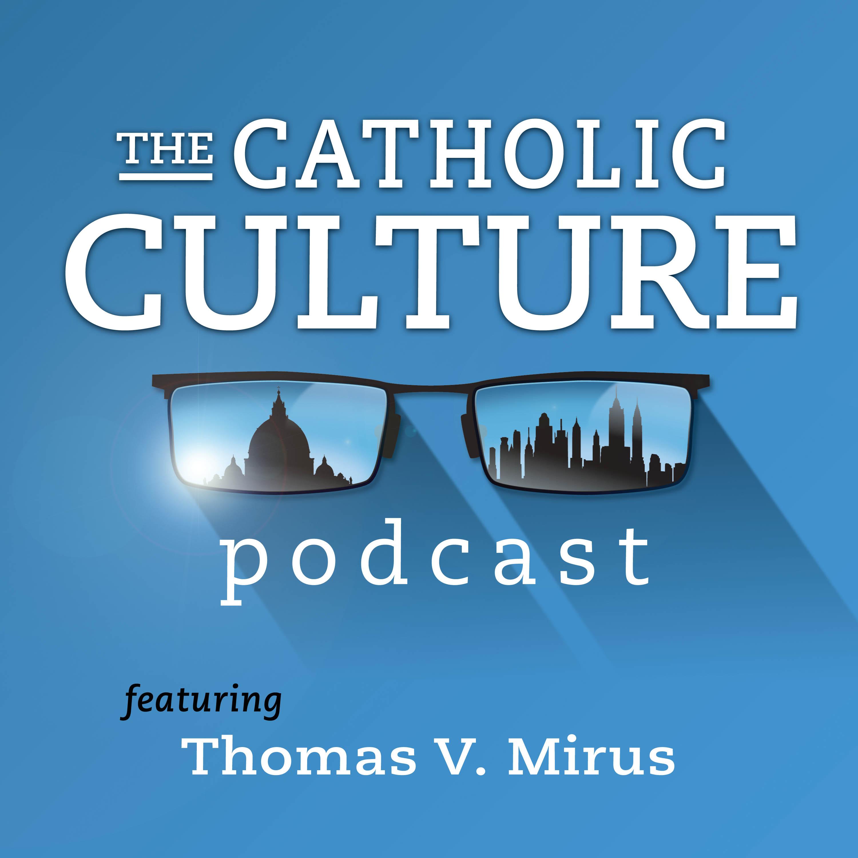 The Catholic Culture Podcast show art