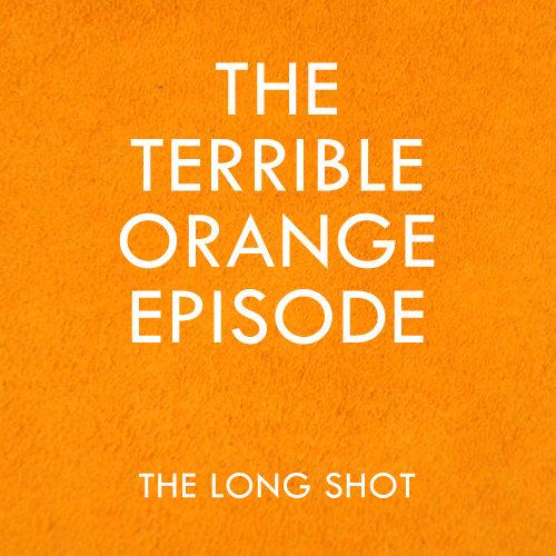 Episode #725: The Terrible Orange Episode featuring April Richardson