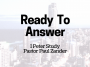 Artwork for Ready to Answer {I Peter}