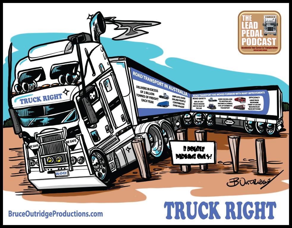 Rod hannifey Truck