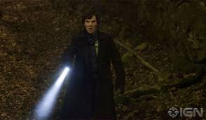 WHINECAST- Sherlock- 'The Hounds of Baskerville'