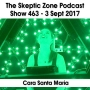 Artwork for The Skeptic Zone #463- 3.Sept.2017