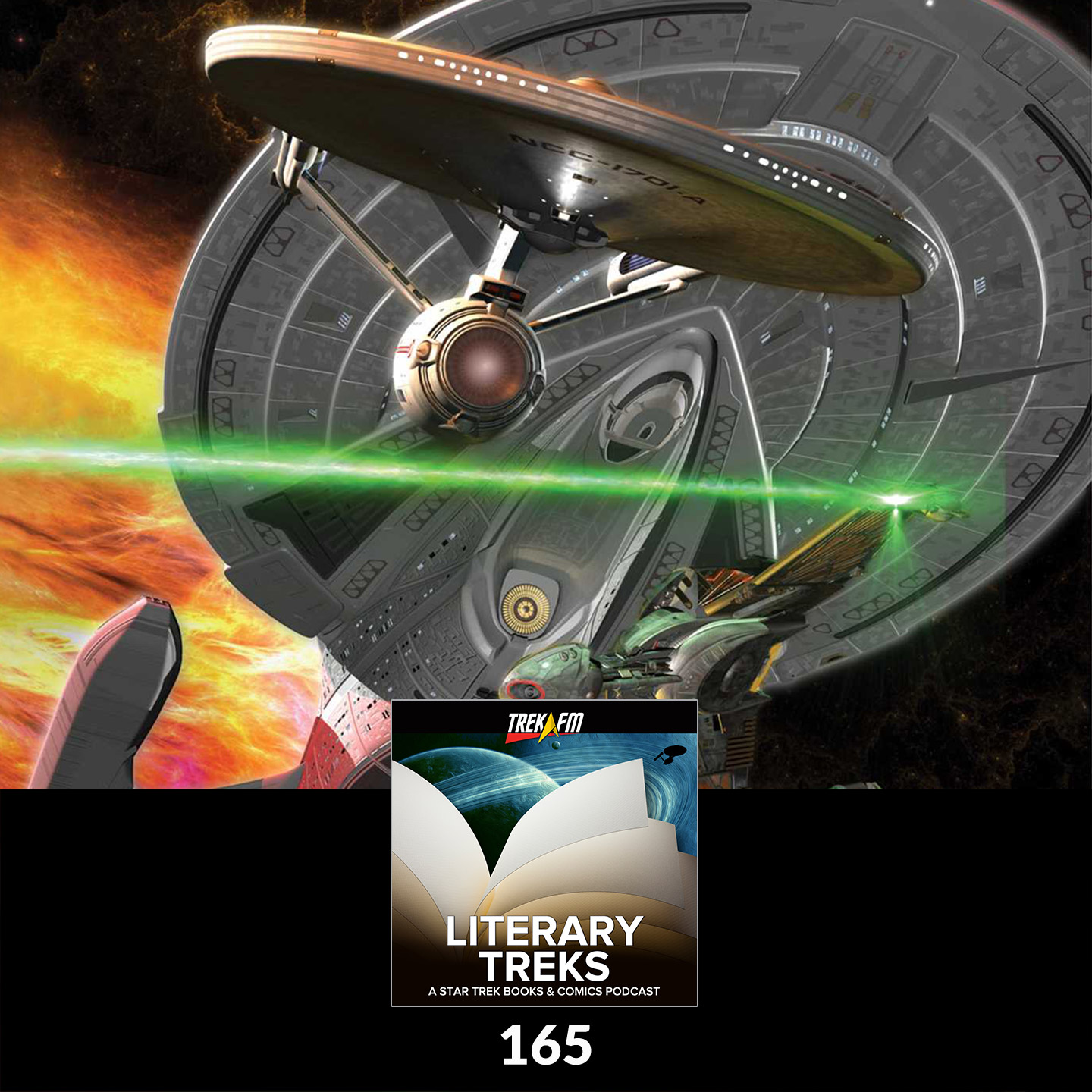 165: The Wrath of the Phantom Klingon
