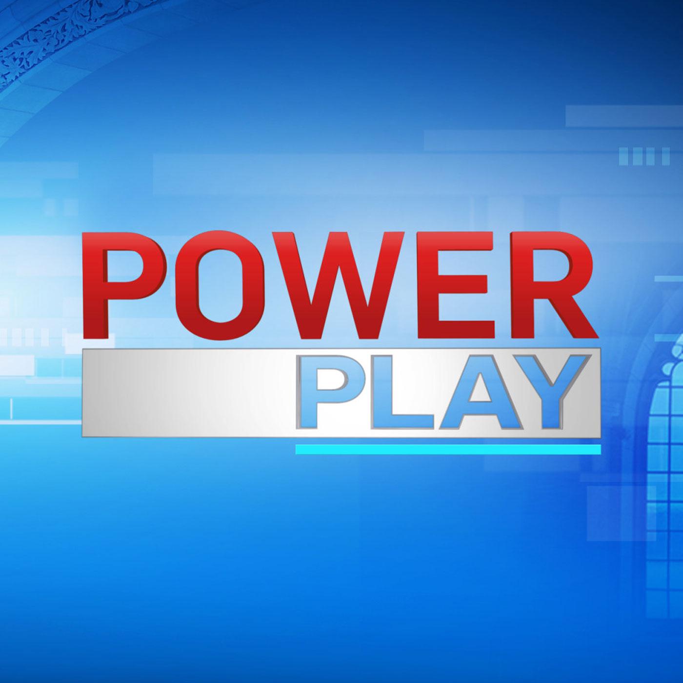 CTV Power Play Podcast show art