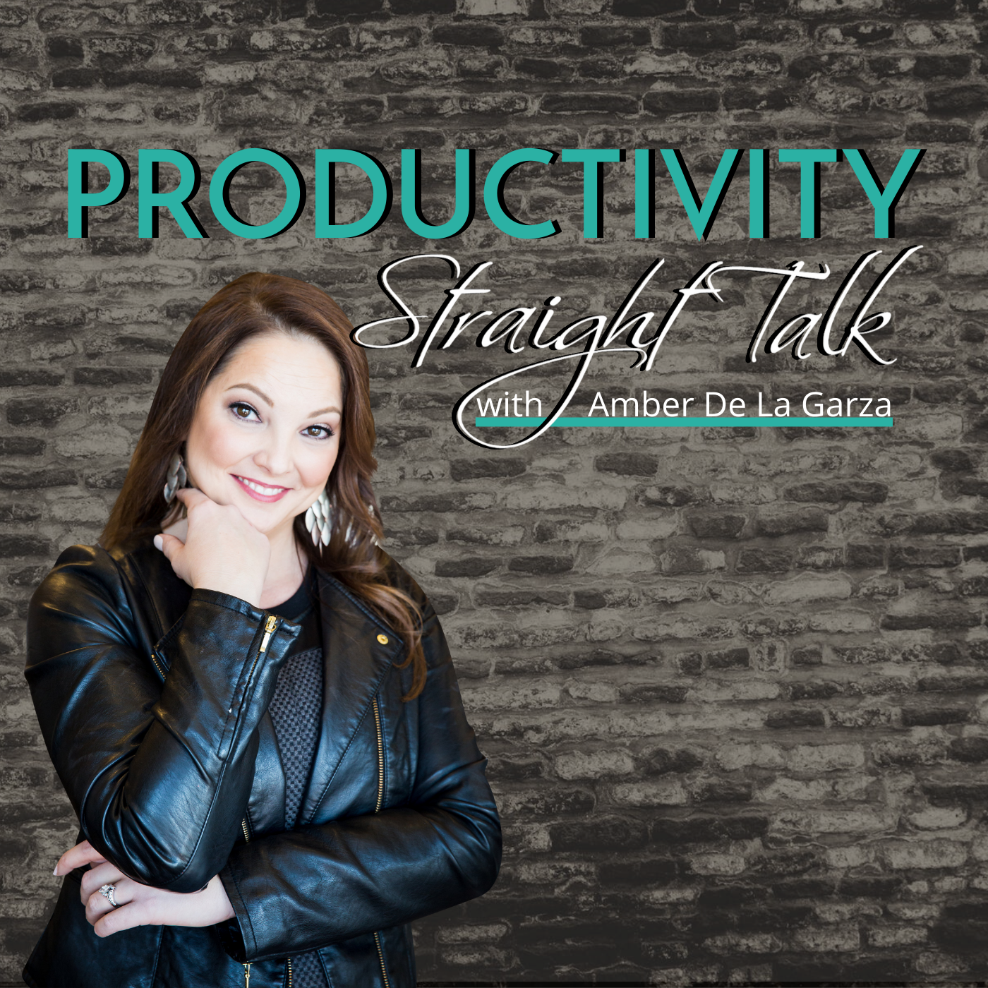 Productivity Straight Talk - Time Management, Productivity and Business Growth Tips show art