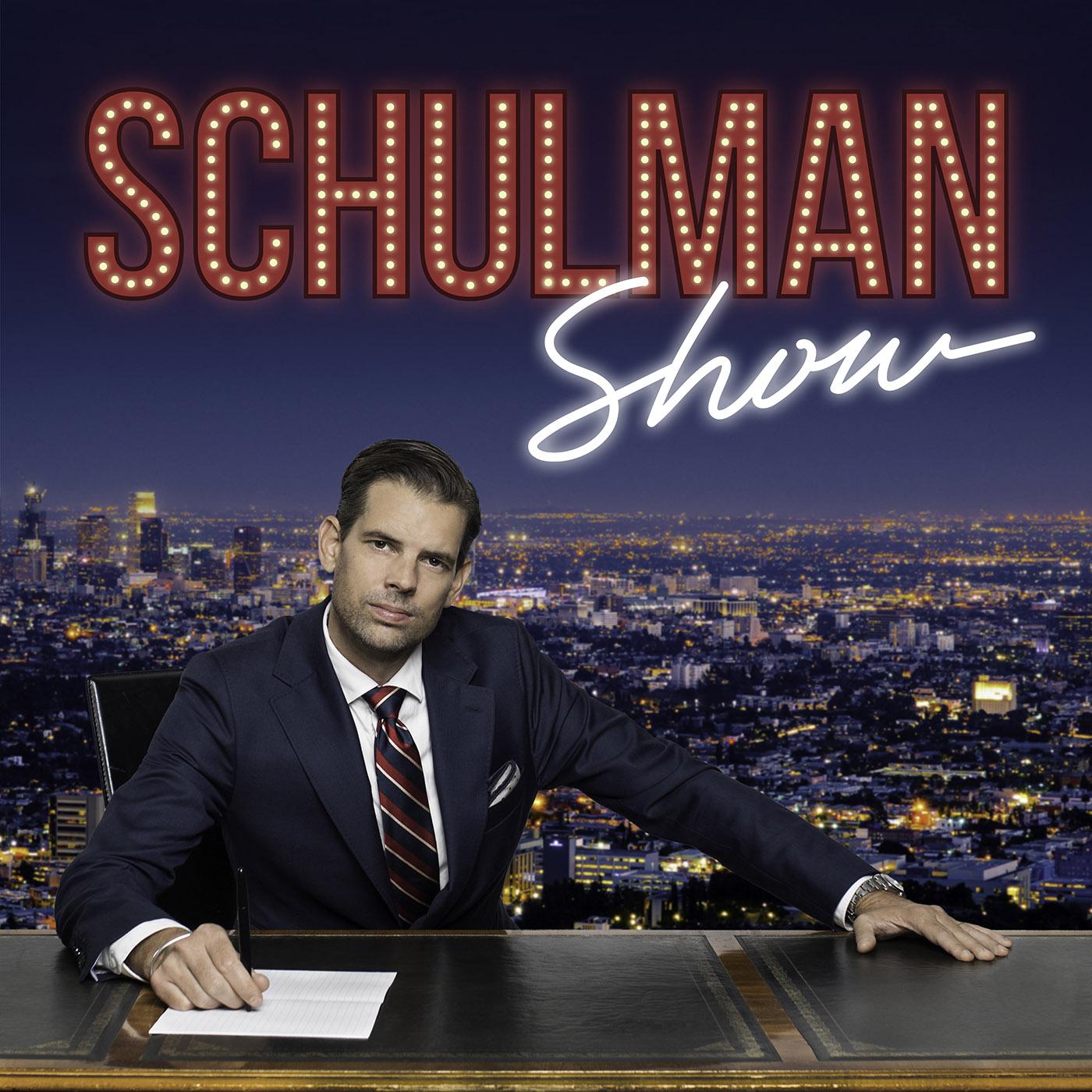 Ny säsong av Schulman Show, exklusivt hos PodMe!